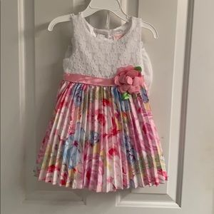 b53f49ff3 NWT-Infant Girls Youngland Baby Two Piece Dress